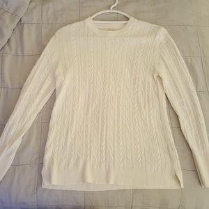 """Women's """"A New Day"""" knit sweater."""